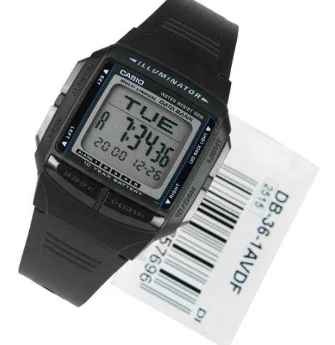 Relógio Casio 2515 DB-36-1AVDF Masculino