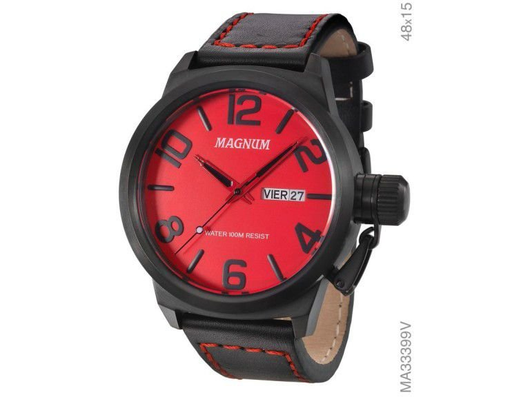 Relógio Magnum MA33399V Masculino