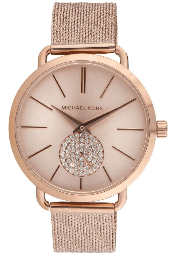 Relógio Michael Kors Essential Portia MK3845/1JN Feminino