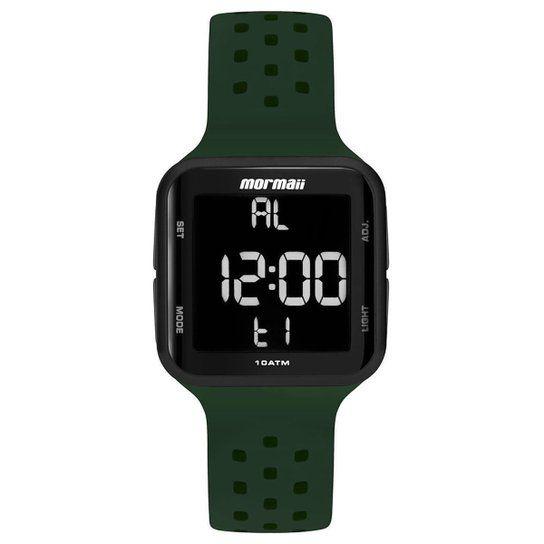 Relógio Mormaii Digi Verde MO6600AC/8V Masculino