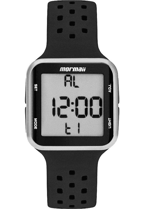 Relógio Mormaii Wave MO6600AA/8K Unissex