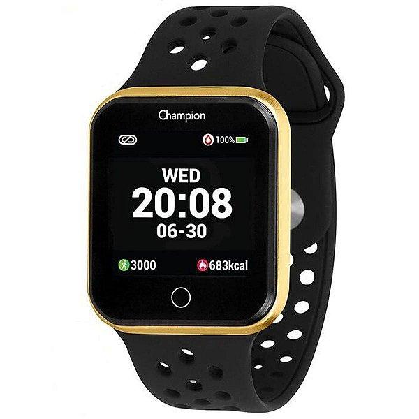 Relógio Champion Smartwatch CH50006U Unissex