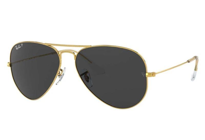 Óculos de Sol Ray-Ban Aviador Polarizado Rb3025 9196748 58 /14 135