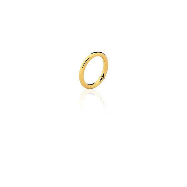 Pingente de Bracelete Folheado a Ouro 18k