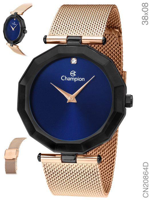 Relógio Champion Digital Feminino - CN20864D