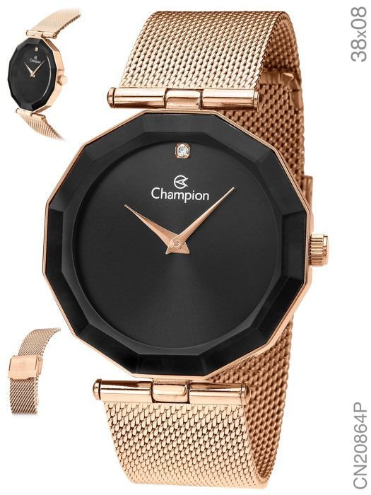 Relógio Champion Digital Feminino - CN20864P