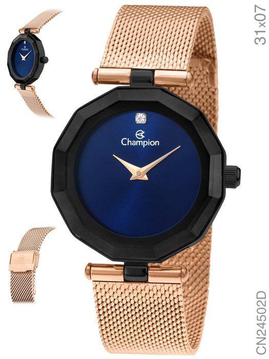 Relógio Champion Digital Feminino - CN24502D
