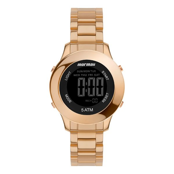 Relógio Mormaii Digital MO4219AD7J Feminino