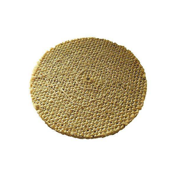 Disco de Polimento Costurado Sisal Compacto - 150 mm