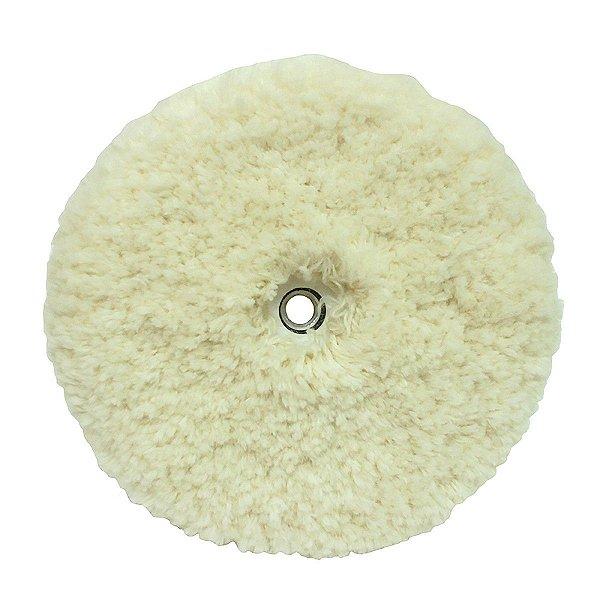 Caixa com 6 Boina de Lã Dupla Face 203 mm Etapa 1 Corte