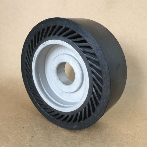 Roda expansiva 140 x 50 x 30 mm - LN50 - Rotação máxima 3.600 RPM