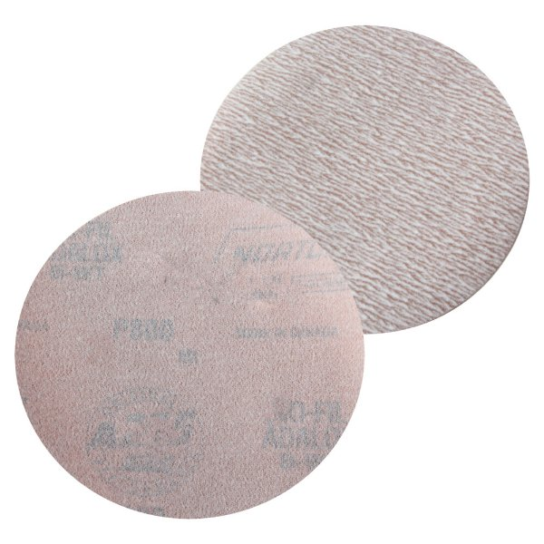 Disco de Lixa Pluma A275 Sem Furo Grão 400 - 127 mm