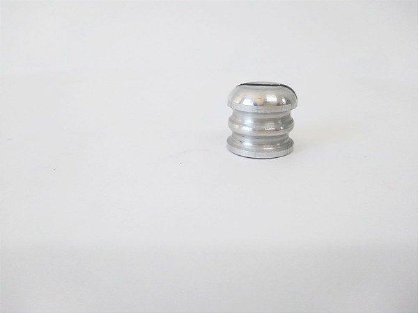 Botão para Facas - Alumínio Modelo 14 - 19 mm
