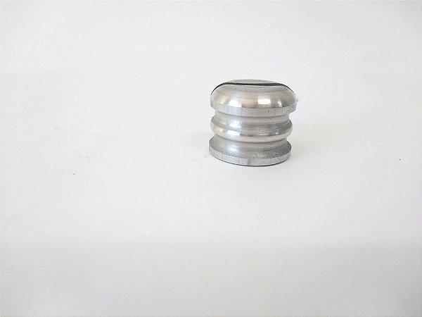 Botão para Facas - Alumínio Modelo 15 - 22 mm