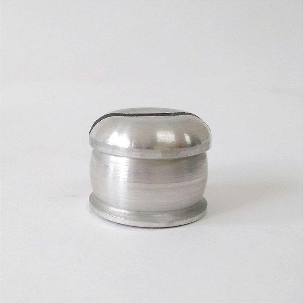 Botão para Facas - Alumínio Modelo 7 - 22 mm