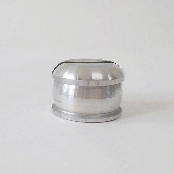 Botão para Facas - Alumínio Modelo 8 - 25 mm