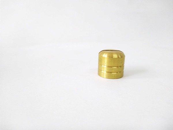 Botão para Facas - Latão Modelo 19 - 19 mm