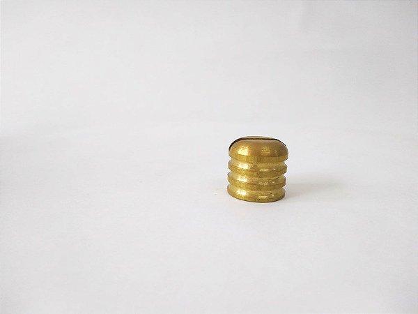 Botão para Facas - Latão Modelo 18 - 19 mm