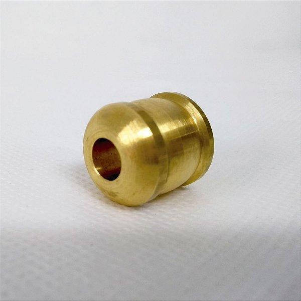 Botão para Chaira - Latão Modelo 2 - 8mm