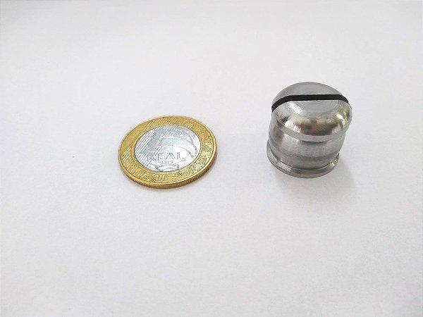 Botão para Facas - Inox Modelo 22 - 19 mm