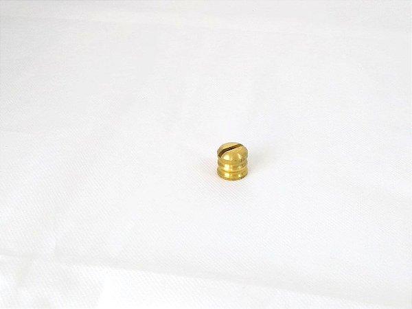 Botão para Facas - Latão Modelo 10 - 19 mm