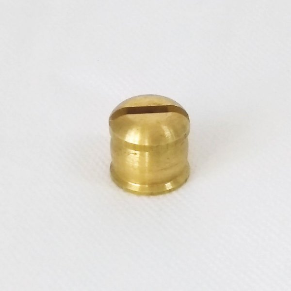 Botão para Facas - Latão Modelo 2 - 19 mm