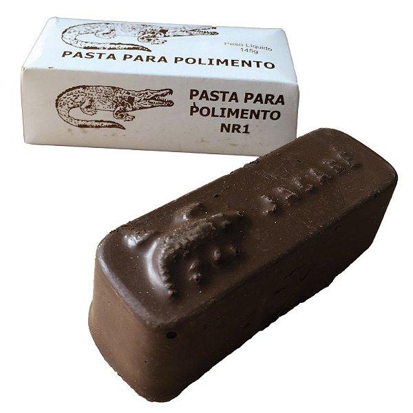 Pasta para Polimento Abrasivo Marrom - 145 g