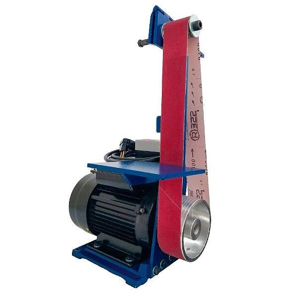 Lixadeira para Cutelaria com Motor Elétrico - 50 x 1000 mm