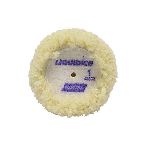 Caixa com 20 Boina de Lã com Pluma Liquid Ice 76 mm