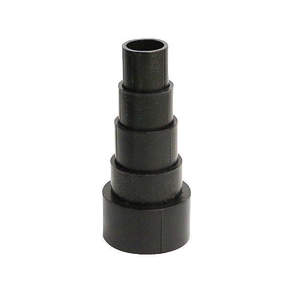 Caixa com 10 Bucha de Redução Telescópica 31,75 x 12,70 mm Carborundum