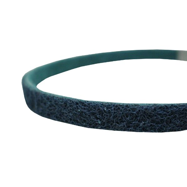 Caixa com 24 Cinta de Lixa Bear-Tex AO/ME Muito Fino (Azul) 12x457 mm