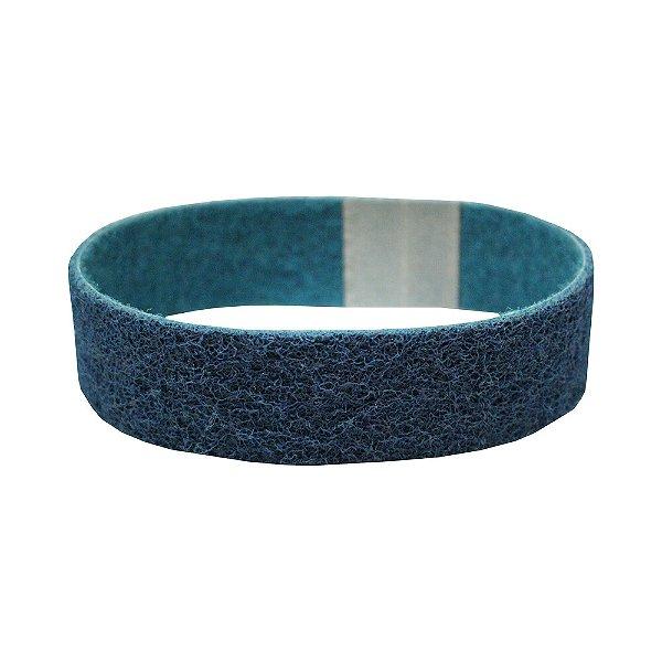 Caixa com 12 Cinta de Lixa Bear-Tex AO/VF Muito Fino (Azul) 38 x 394 mm