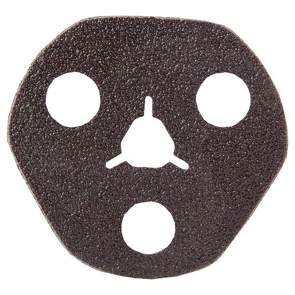 Caixa com 50 Disco de Avos Fibra Metalite F224 Grão 36 115 x 22 mm