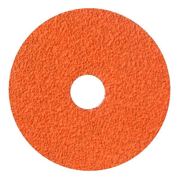 Caixa com 25 Disco de Lixa Fibra Blaze F980 Grão 36 115 x 22 mm