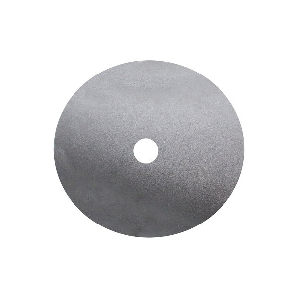 Caixa com 100 Disco de Lixa Fibra Durite F425 Grão 120 180 x 22 mm