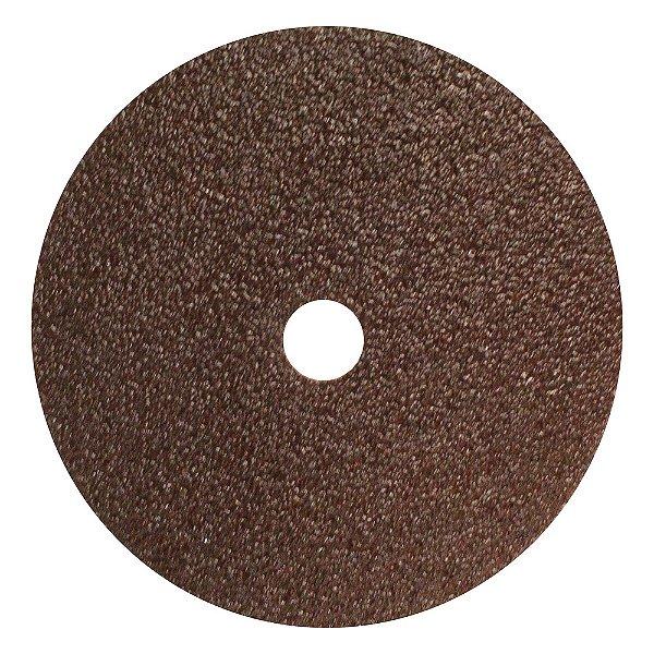 Caixa com 60 Discos de Lixa Fibra F212Grão 24 180 x 22 mm