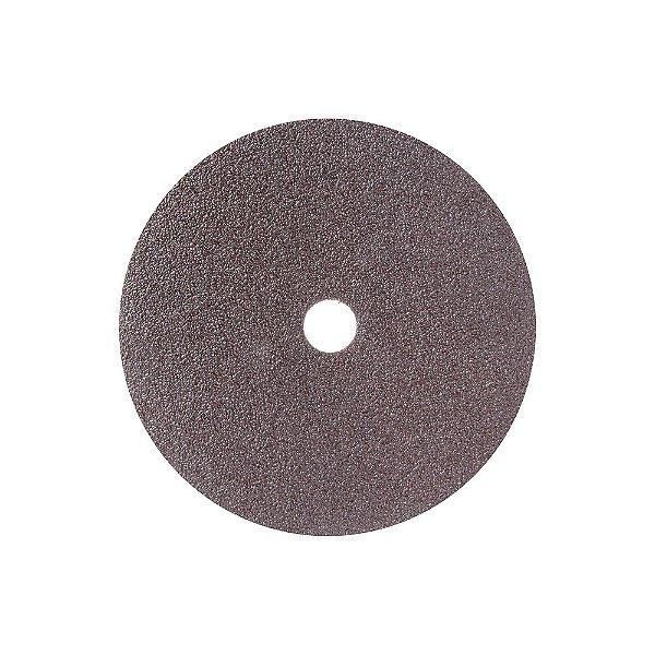 Caixa com 60 Discos de Lixa Fibra Metalite F212 Grão 36 180 x 22 mm
