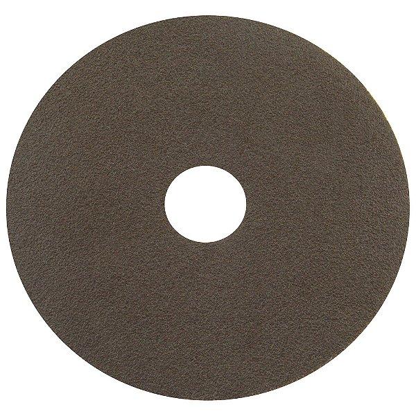 Caixa com 100 Disco de Lixa Fibra Metalite F227 Grão 100 115 x 22 mm