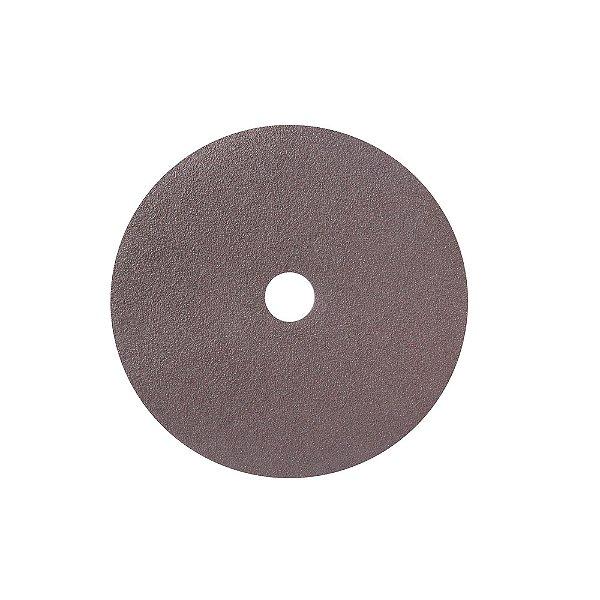 Disco de Lixa Fibra Metalite F247 Grão 60 180 x 22 mm Caixa com 100