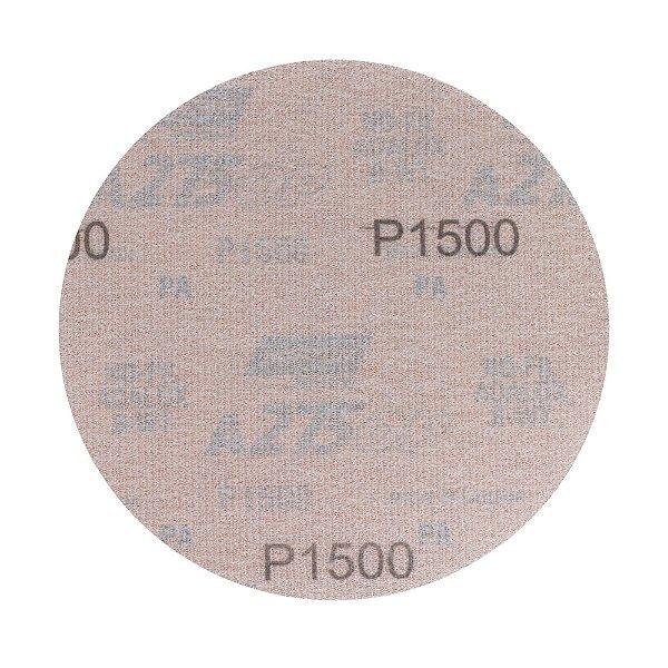 Caixa com 100 Disco de Lixa Pluma A275 Grão 1500 152 mm