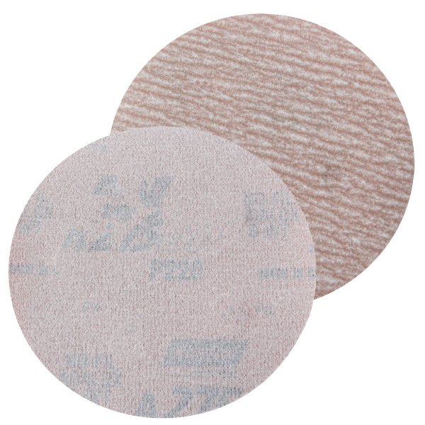 Caixa com 100 Disco de Lixa Pluma A275 Grão 180 127 mm