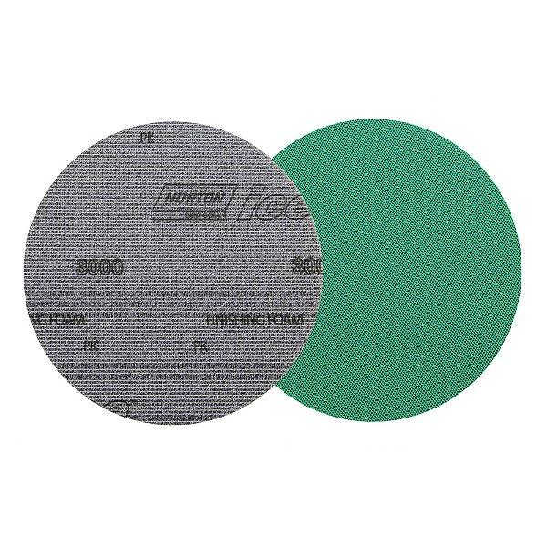 Disco de Lixa Pluma Dry Ice Q255 Grão 3000 152 mm Caixa com 60