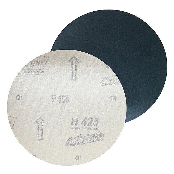 Caixa com 100 Disco de Lixa Pluma Marmore H425 Grão 400 180 mm