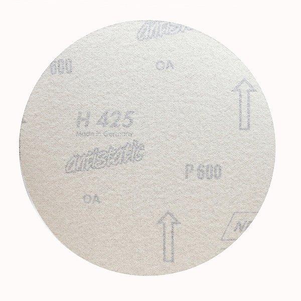 Disco de Lixa Pluma Marmore H425 Grão 600 180 mm Caixa com 100