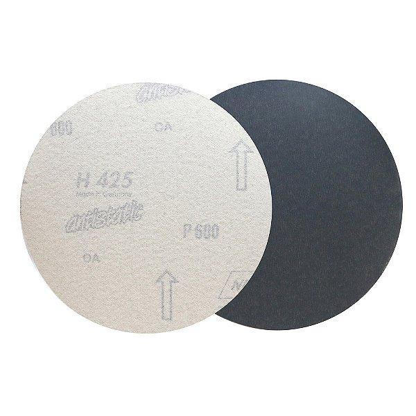 Caixa com 100 Disco de Lixa Pluma Marmore H425 Grão 600 180 mm