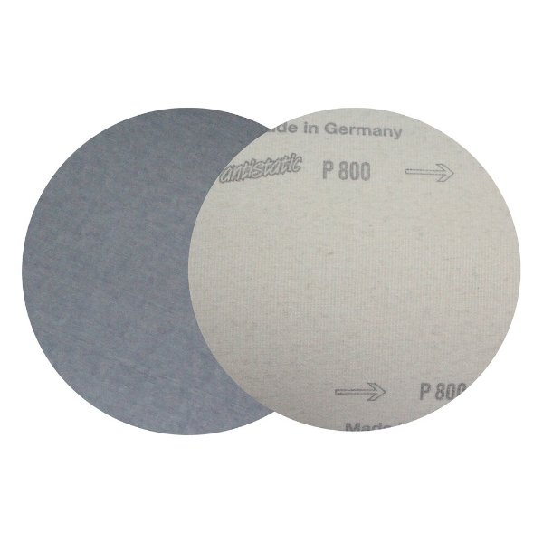 Caixa com 100 Disco de Lixa Pluma Marmore H425 Grão 800 180 mm