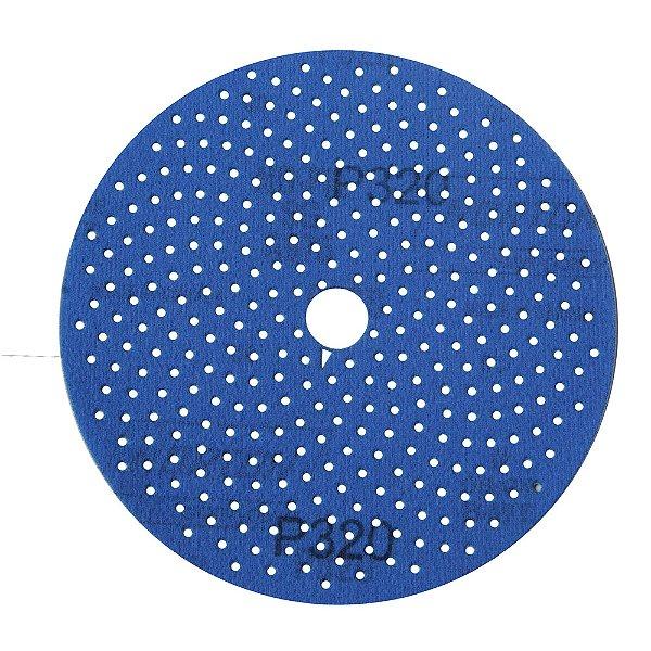 Disco de Lixa Pluma Multiair Cyclonic A975 Grão 320 152 x 18 mm Caixa com 50
