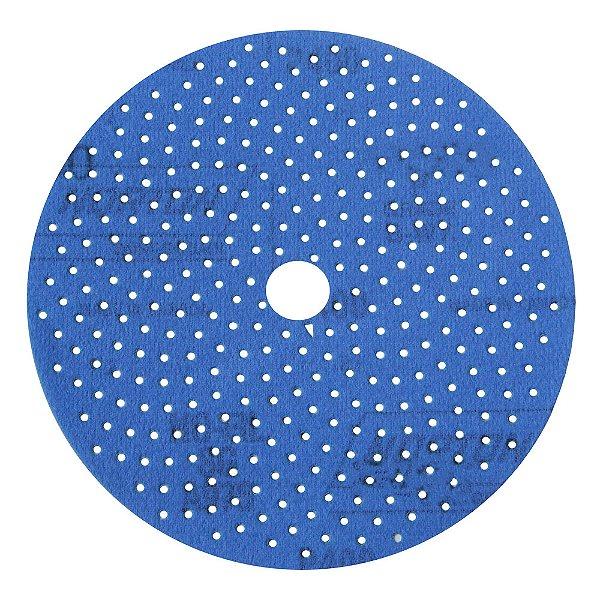 Disco de Lixa Pluma Multiair Cyclonic A975 Grão 500 152 x 18 mm Caixa com 50