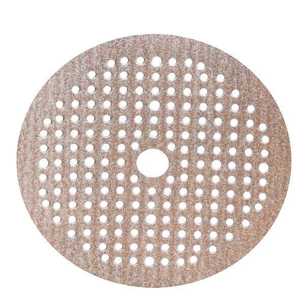 Caixa com 100 Disco de Lixa Pluma Multiair NorGrip A275 Grão 150 150 x 18 x 180 mm