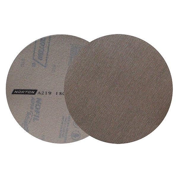 Caixa com 50 Discos de Lixa Pluma Speed-Grip A219 Grão 180 152 mm